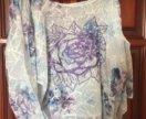 Элегантная блуза с узором