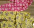 Фланель пижама, 2-3 и 3-4