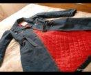 Пальто джинсовое DG