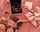 Pandora original шармы и браслет