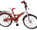 Новый велосипед 20-й диаметр
