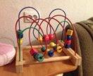 Лабиринт Мула ikea (деревянные игрушки)