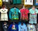 Детские трикотажные платья
