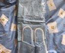 Набор полотенц +тапочки