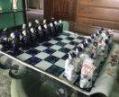 Гжель Шахматы