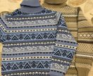 Новые свитера возраст 6-7лет