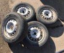 Зимние колёса с дисками Barum Norpolaris