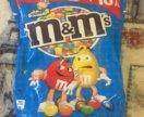 M&ms с воздушным рисом 😍