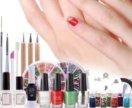 Набор для наращивания и коррекции ногтей
