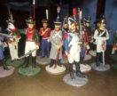 Наполеоновские войны солдатики