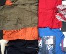 Летняя одежда на мальчика 8-10 лет