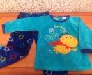 Новая пижама на мальчика 2 года