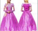 Платье принцессы Рапунцель