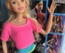 Барби Безграничные движения Розовый топ