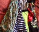 Одежда для девушки пакетом