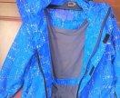 Куртка- ветровка 116-122