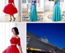 Платья на выпускной, свадьбу, торжество