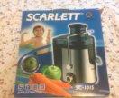 Соковыжималка scarlett sc-1015