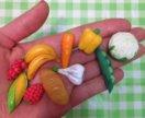 Набор овощей и ягод