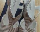 Туфли женские открытые. Бренд TJ COLLECTION.