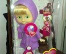 Интерактивная кукла Маша 😃
