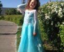 Платье Эльзы 128р
