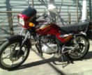 Мотоцикл сузукиGS125