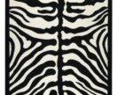 Ковёр зебра