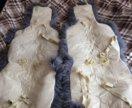 Меховые накидки из овчины