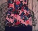 Свитер и платье
