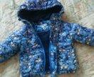Классная куртка весна-осень!!!