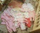 Одежды на девочку от 0 до 3 месяцев
