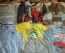 Одежда на мальчика 104-110