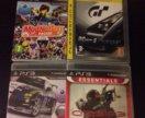 Игровые диски для Sony PS3
