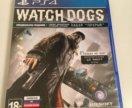 Игра для PlayStation watch dogs 1 часть