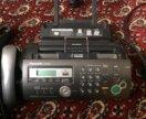 Продам телефон-факс Panasonic KX- FC258