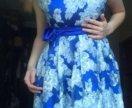Платье на выпускной вечер S/M (прокат 250)