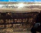 Накладка хром. двери багажника Mercedes GL x164