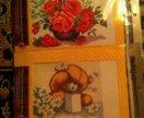 Наборы для вышивания