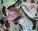 Шапочки для новорожденных.