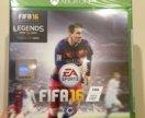 Fifa 16 xbox one лицензия новый игра