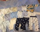 Много вещей детских 1 год