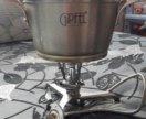 Газовая компактная походная плита