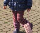 Межсезонная тёплая курточка Moncler(оригинал)