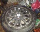 R16 5*108 диски Пежо 607