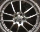 Колеса: шины лето Pirelli, диски 3 шт. 225/35 r19