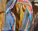 Поток, шарф, женский