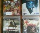 Запечатанные игры PS3