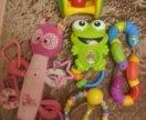 Набор игрушек .без змейки