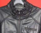 Sela.Кожаная куртка ,размер М-L